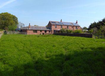 Thumbnail 6 bed barn conversion for sale in Uppertown Kirklinton, Carlisle