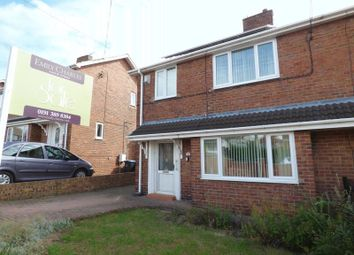 Thumbnail 3 bed semi-detached house for sale in Paradise Crescent, Easington, Peterlee