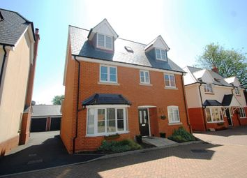 Thumbnail 5 bed link-detached house for sale in Bokhara Close, Tiptree, Colchester