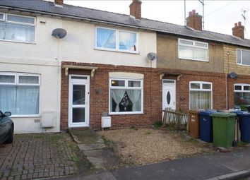 Thumbnail 3 bed terraced house to rent in Deerfield Road, March