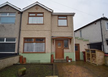 Thumbnail 3 bed semi-detached house for sale in Plymouth Street, Walney, Cumbria