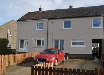 3 bed terraced house for sale in Linnhe Crescent, Wishaw ML2
