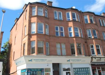 Thumbnail 1 bed flat for sale in Kilmarnock Road, Glasgow