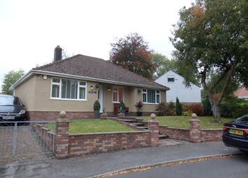 Thumbnail 3 bed detached bungalow for sale in Pandy Close, Merthyr Tydfil