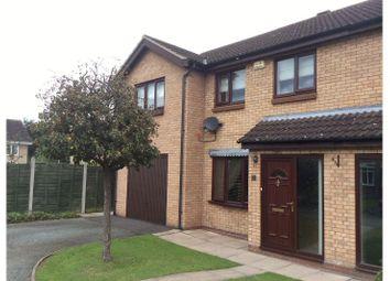 Thumbnail 4 bed semi-detached house for sale in Alberbury Drive, Shrewsbury