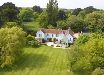 Thumbnail 6 bed detached house for sale in Lower Pennington Lane, Lymington, Hampshire