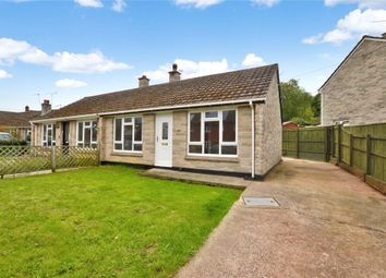 Thumbnail 2 bed semi-detached bungalow to rent in Yeo View, Yeoford, Crediton, Devon