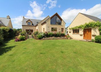 Thumbnail 4 bed detached house for sale in Main Street, Southorpe, Stamford