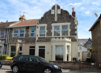 Thumbnail 3 bed end terrace house for sale in Glebe Road, Weston-Super-Mare, Somerset