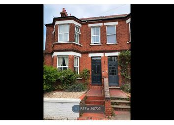 Thumbnail 5 bed semi-detached house to rent in Madeira Road, Margate