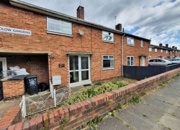 Thumbnail 3 bed terraced house for sale in Spendlow Gardens, Eyres Monsell, Leicester