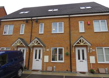 Thumbnail 3 bed terraced house for sale in Brockwell Park, Kingswood, Hull