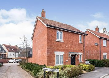 Thumbnail 3 bed detached house for sale in Quicksilver Way, Andover