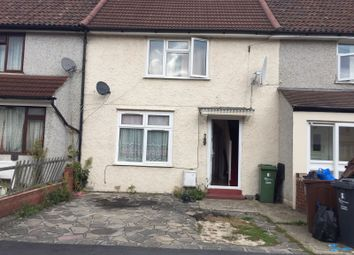 Thumbnail 3 bed terraced house for sale in Bromhall Road, Dagenham