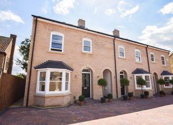 Thumbnail 4 bedroom link-detached house for sale in White Hart Lane, Soham, Ely