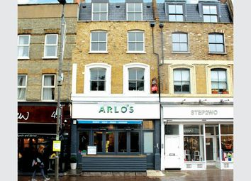 Thumbnail 3 bed flat for sale in Flat B, 47 Northcote Road, Battersea