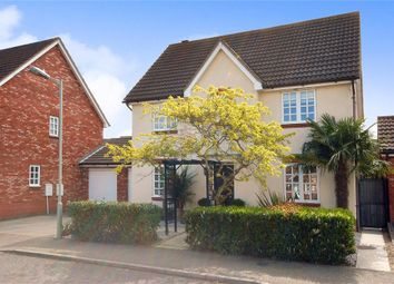Thumbnail 4 bed detached house for sale in Bittern Road, Saxmundham