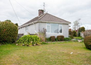 Thumbnail 3 bed detached bungalow for sale in Boscoppa Road, St Austell, Cornwall