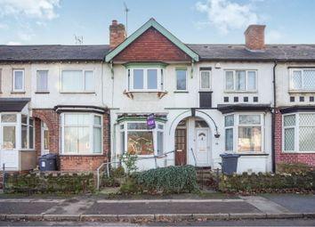 Thumbnail 2 bed terraced house for sale in Marsh Lane, Birmingham