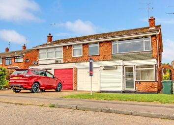 Thumbnail 4 bed semi-detached house for sale in Grovelands Road, Wickford