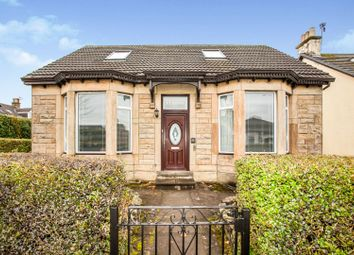 Thumbnail 4 bed bungalow for sale in Blenheim Avenue, Glasgow
