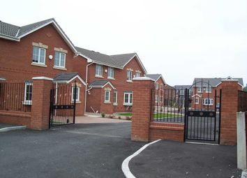 Thumbnail 2 bed flat for sale in Albany Fold, Westhoughton