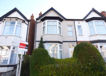 Thumbnail 3 bedroom semi-detached house for sale in Douglas Road, Acocks Green, Birmingham, West Midlands