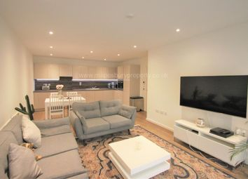 Thumbnail 2 bed flat to rent in Woodlark Apartments, Damsel Way, West Hendon
