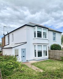Cliff Terrace, Budleigh Salterton EX9. 4 bed semi-detached house