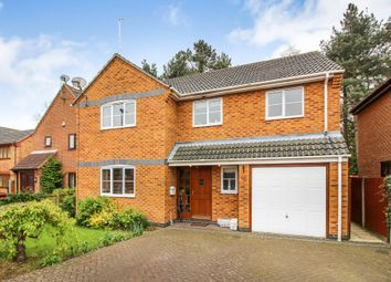 4 bed detached house for sale in Tillett Close, Ormesby, Great Yarmouth NR29