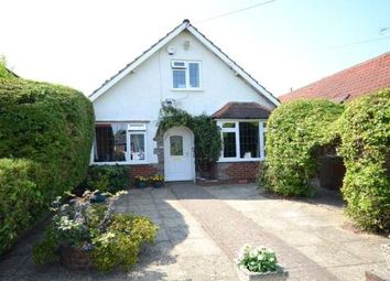 Thumbnail 3 bedroom detached house for sale in Colemans Moor Road, Woodley, Reading