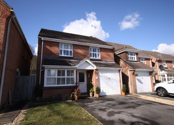 Thumbnail 3 bed detached house to rent in Lovage Road, Whiteley