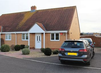 Thumbnail 2 bed semi-detached bungalow for sale in Watcombe Close, Worle, Weston-Super-Mare, North Somerset.