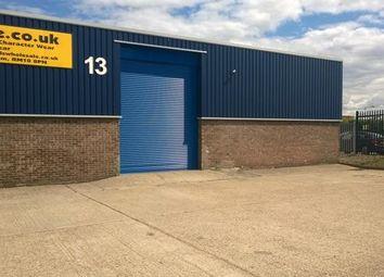 Thumbnail Light industrial to let in Unit 13B Heathway Industrial Estate, Manchester Way, Dagenham, Essex