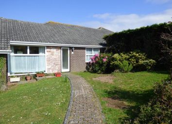 Thumbnail 2 bedroom bungalow to rent in Veasy Park, Plymouth, Devon