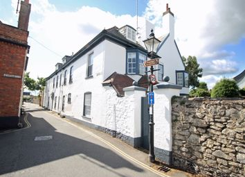 Thumbnail 2 bed flat for sale in Ferry Road, Topsham, Exeter