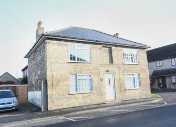 Thumbnail 3 bedroom detached house for sale in Hall Street, Soham, Ely