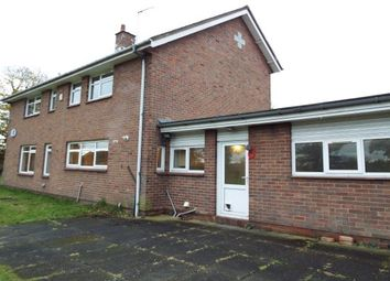 Thumbnail 4 bed detached house to rent in School Lane, Sandbach