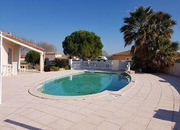 Thumbnail 4 bed villa for sale in Pezenas, Herault, 34120, France