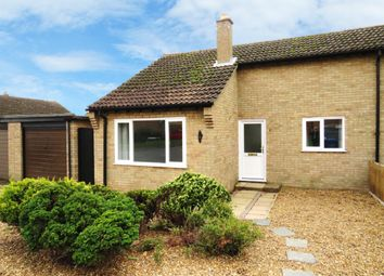 Thumbnail 2 bed semi-detached bungalow for sale in Roebuck Drive, Lakenheath, Brandon