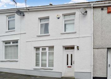 Thumbnail 2 bed terraced house for sale in Harrison Street, Dowlais, Merthyr Tydfil