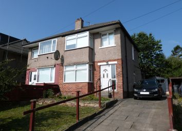 Thumbnail 3 bed semi-detached house for sale in Brantwood Close, Bradford