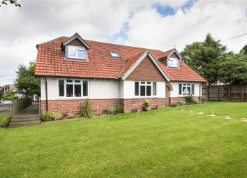 Thumbnail 4 bed detached house for sale in Church Road, Chinnor