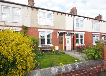 Thumbnail 2 bed terraced house for sale in Romany Road, Great Ayton, Middlesbrough