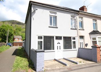 Thumbnail 3 bed terraced house for sale in Cromwell Road, Risca, Newport