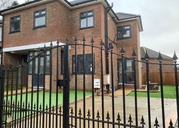 Thumbnail 3 bed link-detached house to rent in Stuart Crescent, Reigate