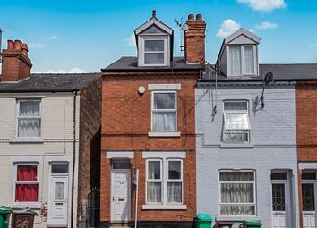 Thumbnail 3 bed semi-detached house for sale in Sturton Street, Forest Fields, Nottingham