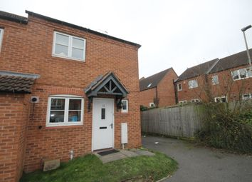 Thumbnail 2 bed semi-detached house to rent in Carty Road, Hamilton, Leicester