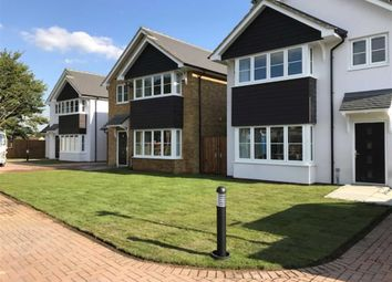 Thumbnail 4 bed detached house for sale in Marlborough Road, Stevenage, Hertfordshire