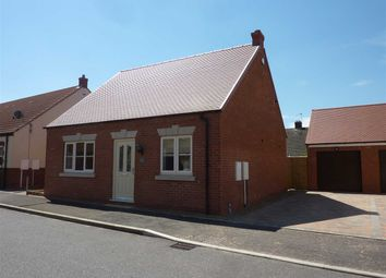 Thumbnail 2 bed detached bungalow for sale in Mellor Way, New Waltham, Grimsby